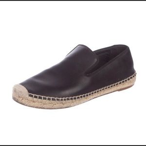 a68149053b9 CELINE Paris  leather espadrilles 🎀
